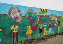 Foyer culturel de Goma.