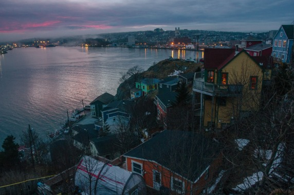 St. John's (Photo credit: Noah Bender)