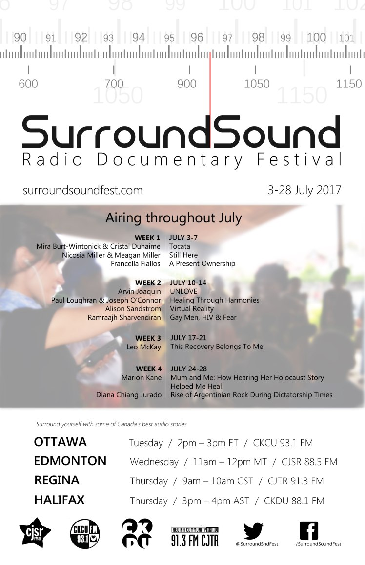 2017 SurroundSound Poster